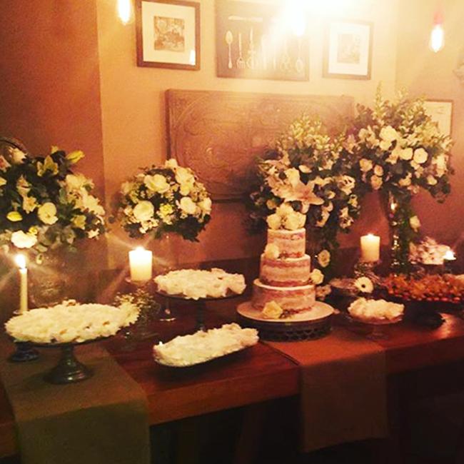 Mini Wedding: um casamento intimista e charmoso