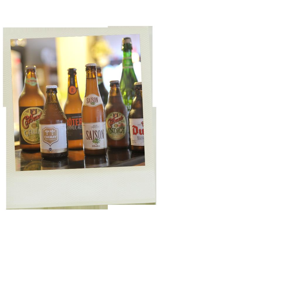 Relicário - Bebidas